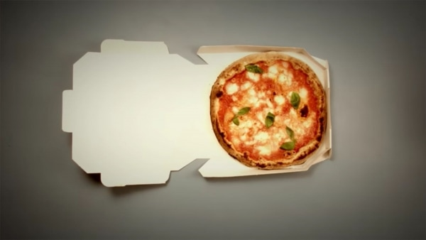 Delicious: Stop Motion Pizza |  What's going on here anyway